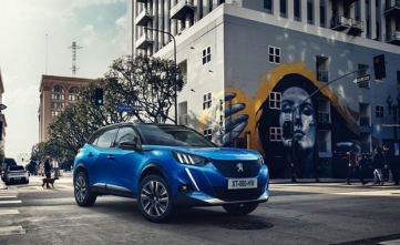 Peugeot'dan yeni nesil elektrikli SUV: Peugeot 2008