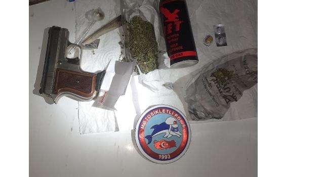 Kocaeli'de uyuşturucu operasyonunda gözaltına alınan şüpheli tutuklandı