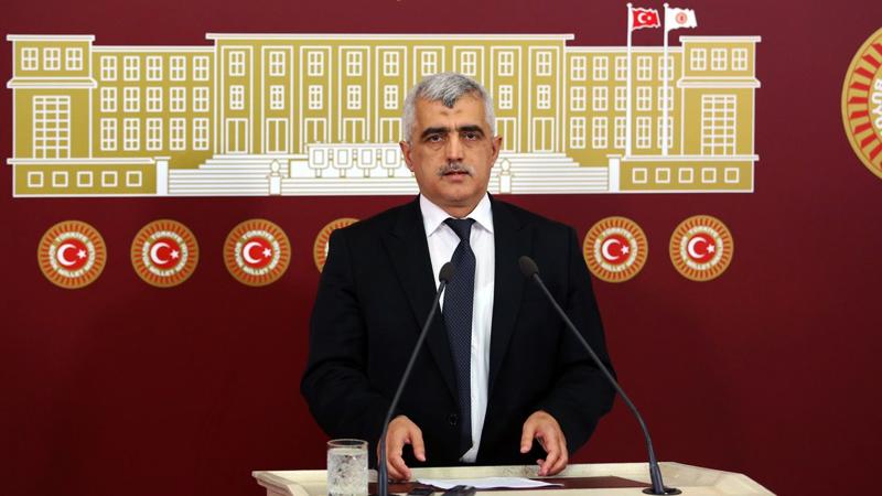 HDP'li Gergerlioğlu, AİHM'in Demirtaş hakkında verdiği kararın uygulanmasını istedi