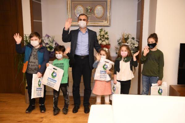 Çayırova Belediyesi çocuklar için televizyon kurdu