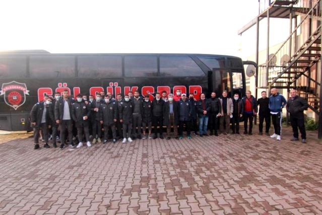 Gölcükspor Antalya'yada kampa girecek