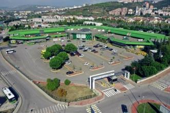 Kocaeli terminali 1 yılda 1 milyon ziyaretçiyi ağırladı