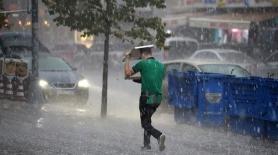 Meteoroloji bölge bölge uyardı! İstanbul dahil 27 kent için turuncu, 34 kent için sarı kodlu uyarı