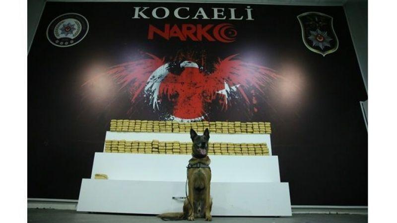 Kocaeli polisi mart ayında uyuşturucuya geçit vermedi