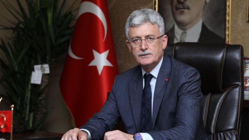 AK Parti Kocaeli İl Başkanı Mehmet Ellibeş, gündemi değerlendirdi