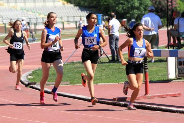 İzmitli atletler, yükselme koşusuna katılacak