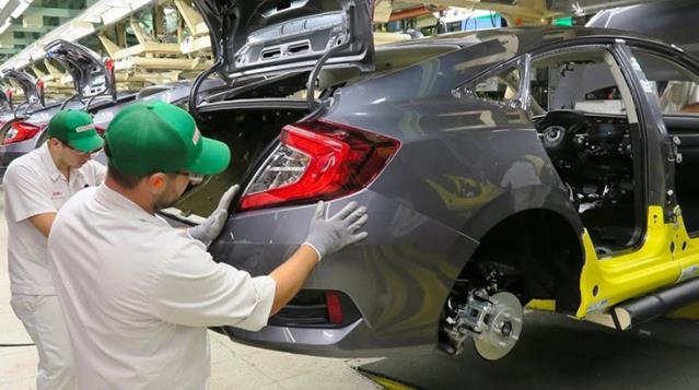 Banttaki son araç indi, kapı kapatıldı! Otomobil devi Honda Türkiye'deki fabrikasını kapattı