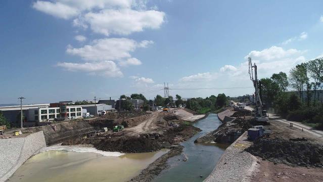 Başiskele'de Başyiğit ile Kanal Yolu arasında kolay ulaşım