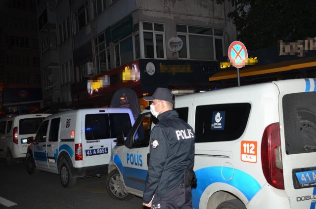 Kocaeli'de aranan 23 hükümlü yakalandı