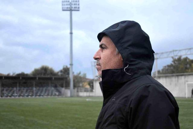 Belediye başkan yardımcısı kulüp başkanı olunca ilk maçta ilçesinin takımını yendi